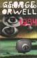 1884, de George Orwell e outros livros semi novos!