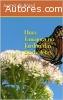 Uma tanajura no jardim das borboletas